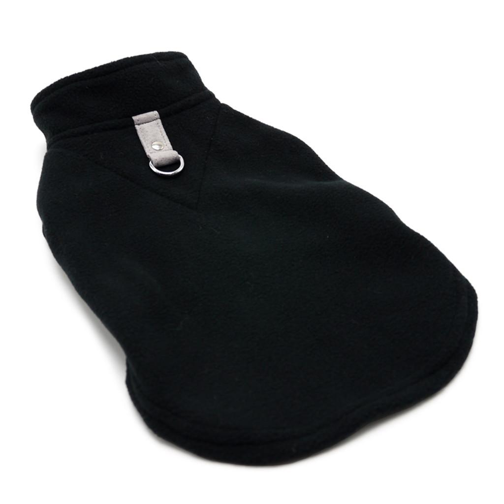 PP Essential Fleece Vest - Black