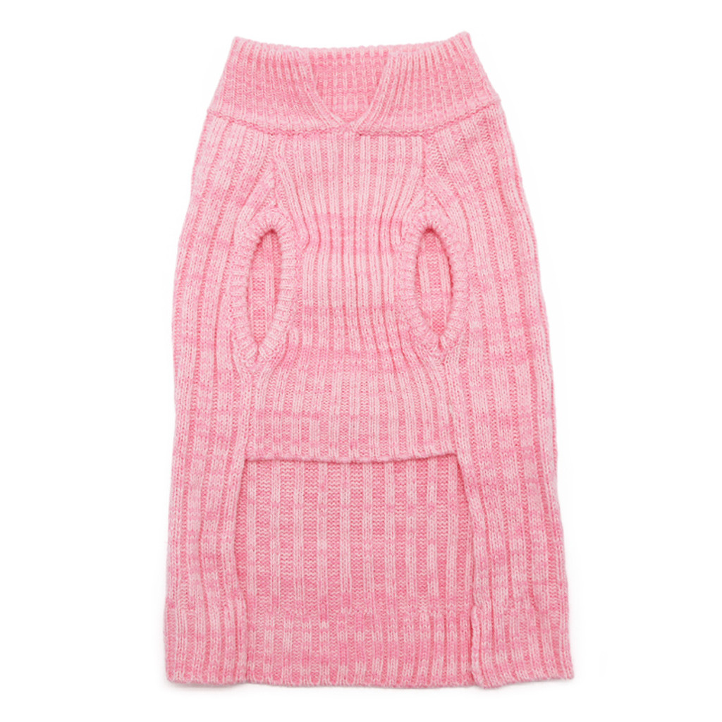 PP Basic Turtleneck - Pink