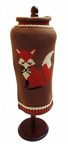 Dallas Dogs Foxy Fox Dog Sweater