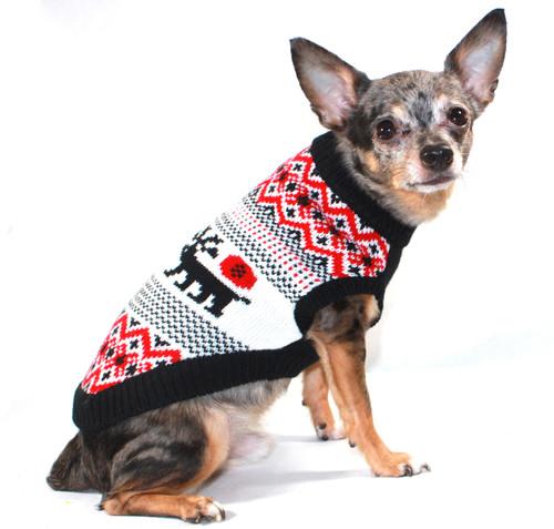 Moose Lodge Sweater