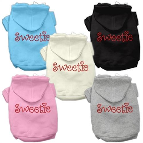 Sweetie Rhinestone hoodie