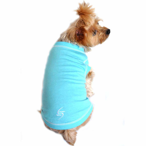 Sport Dog Tank Top - Blue Curacao