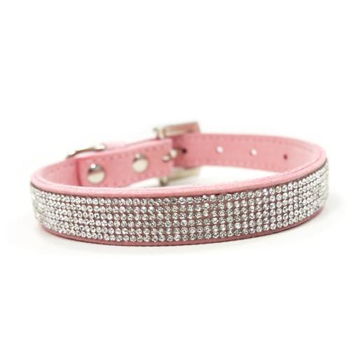 Pink VIP Bling Collar