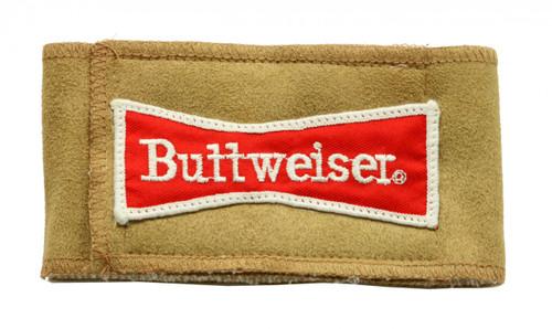 """Tan """"Buttweiser"""" Belly Band"""