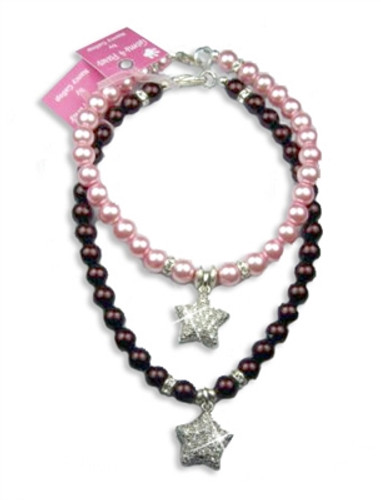 Star Rocked 2-sided -Pink Pearl