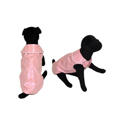 The Wrapper Slicker-Pink