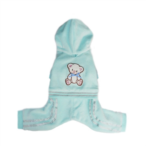 Teddy Jumper - Blue