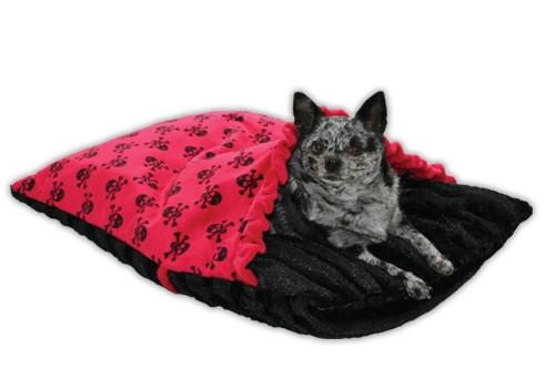 Pet Pocket - Red Skully