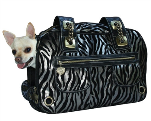 Zebra carrier with Bronze Metallic