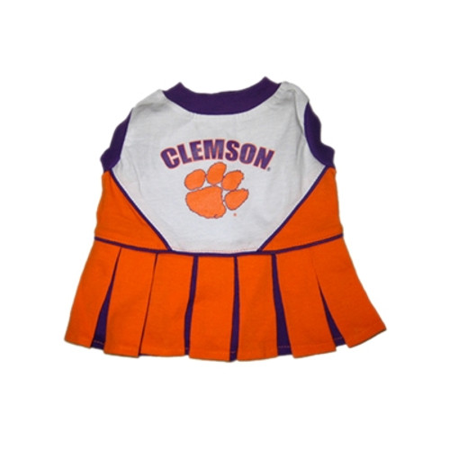 Clemson Tigers - Cheerleader Dog Dress