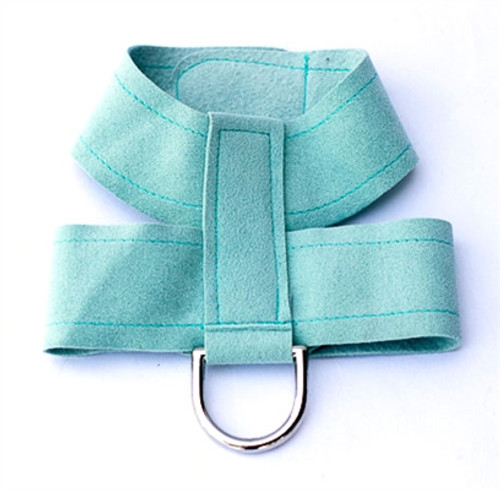 Seafoam Hollywood Quick Release Ultra Suede Harness