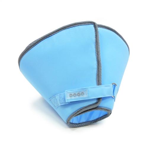 GET BETTER Soft E-Collar Solid - Blue