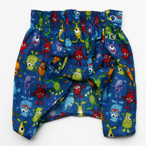 Little Monsters Collection - Belly Boxers for Dogs