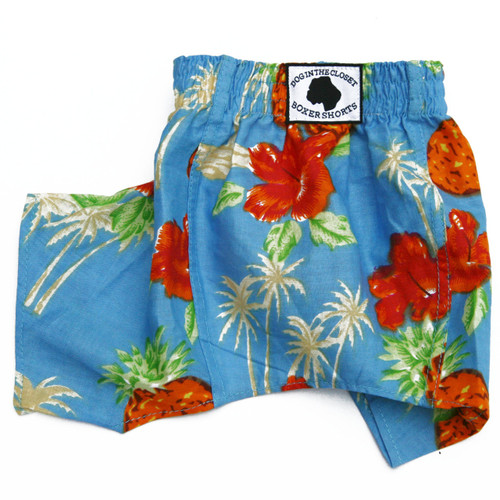 The Lahaina Collection - Boxer Shorts for Dogs