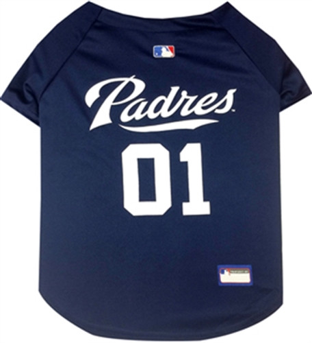 San Diego Padres Dog Jersey