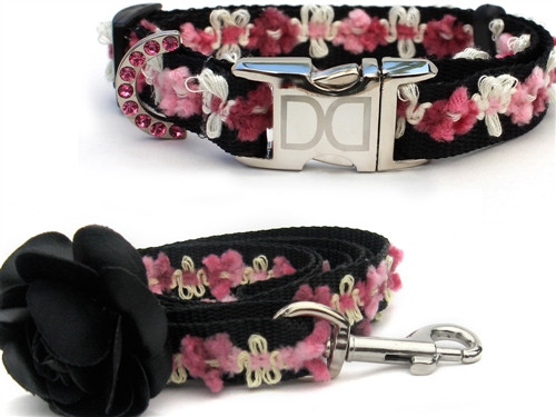 Coco Pink Collection - All Metal Buckles