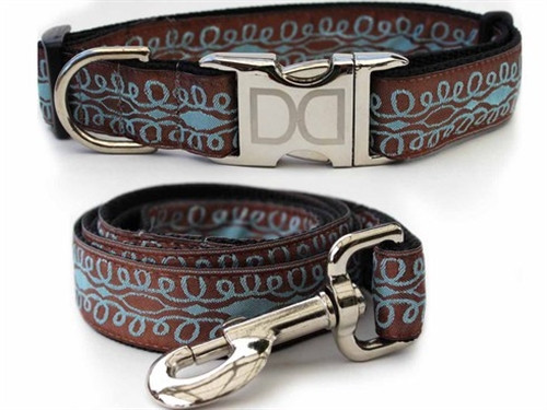 Calligraphy Collection - Brown All Metal Buckles