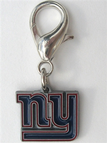 NFL Licensed New York Giants Team Logo Charm