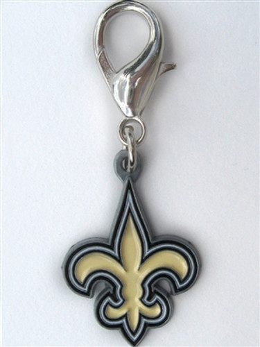 NFL Licensed New Orleans Saints Team Logo Charm