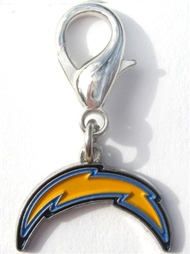 NFL Licensed San Diego Chargers Team Logo Charm