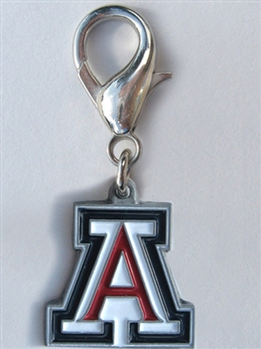 NCAA Licensed Team Charm - University of Arizona Wildcats