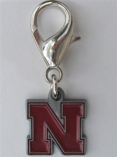 NCAA Licensed Team Charm - Nebraska Cornhuskers