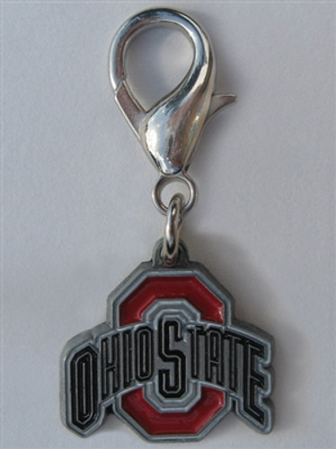 NCAA Licensed Team Charm - Ohio State Buckeyes