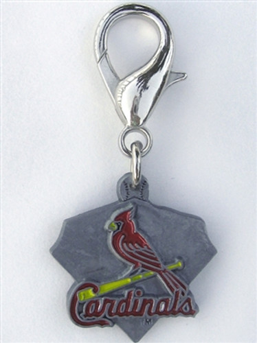 MLB™ Licensed St. Louis Cardinals Collar Charm