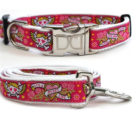 Wild One Collection Pink - All Metal Buckles