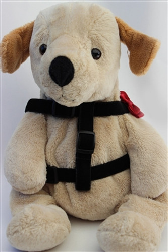 Bowtie Collection - Red Step In Harnesses All Metal Buckles