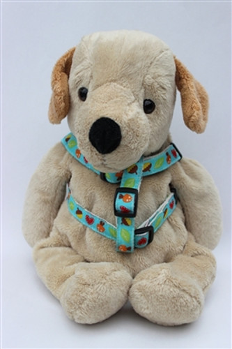 Nuts for Mutts Collection - Step In Harnesses All Metal Buckles