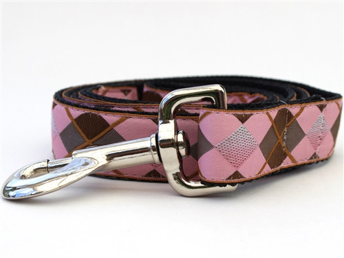 Argyle Collection - Step In Harnesses All Metal Buckles