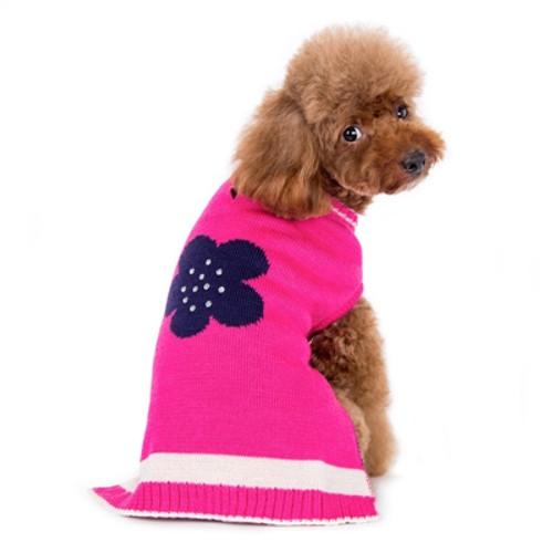 PP Flower Sweater