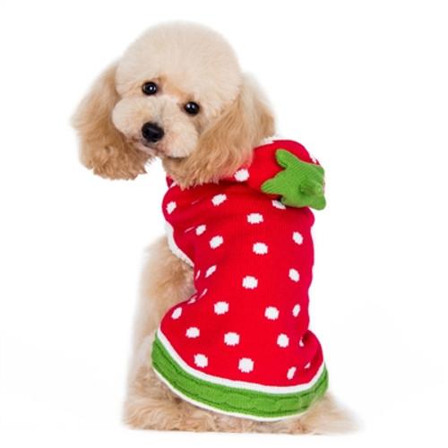 Strawberry Sweater