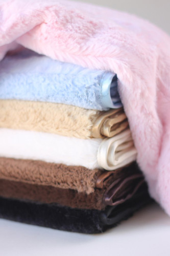 Striped Luxury Blankets