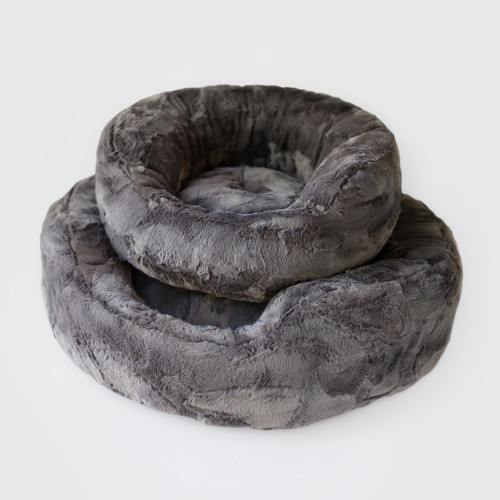 Amour Bed - Pewter