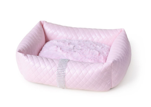 Liquid Ice Luxury Bed - Pink