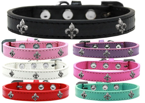 Copy of Silver Star Widget Dog Collar