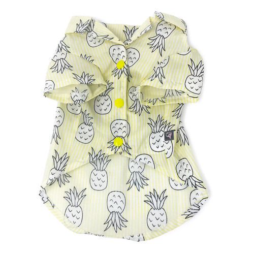 Pineapple Shirt Yellow