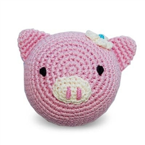 PAWer Squeaky Toy - Piggy