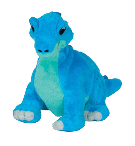 Smart Pet Love Tender Tuff Baby Dino Blue