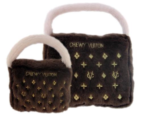 Dog Diggin Designs Chewy Vuiton Purse