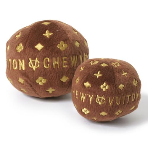 Chewy Vuiton Ball
