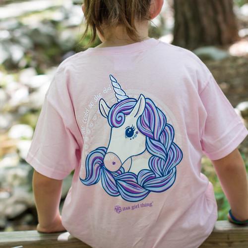 YOUTH Unicorn Short Sleeve Tee