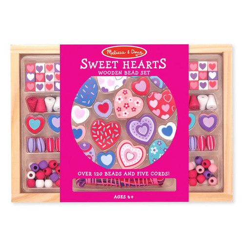 Sweet Hearts Bead Set