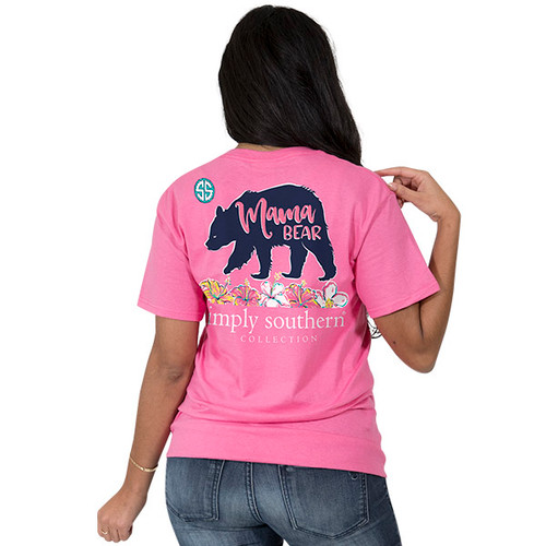 Simply Southern SS Tee - Preppy Mamabear