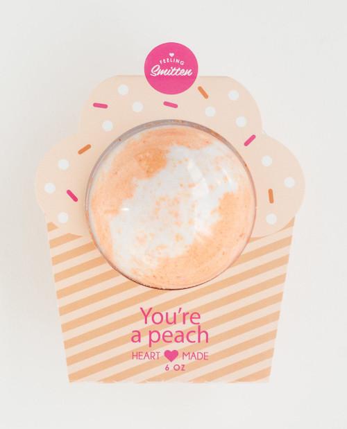 You're a Peach Bath Bomb - Clamshell