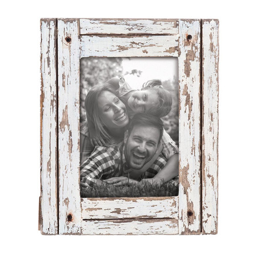 Heartland Photo Frame - 5x7 White