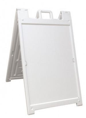 Sidewalk A-Frames -(art boards not shown)