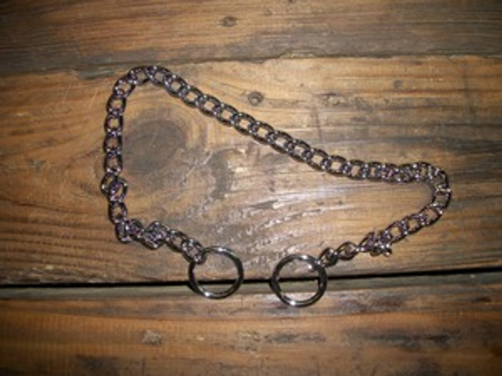 "3.5mm Choke Chain 20"" - 24"""